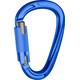Mammut Crag HMS - Mousquetons - Twist Lock Plus bleu